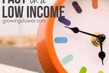No More Debt / Kick your debt to the curb with these tips on debt management and debt payoff.