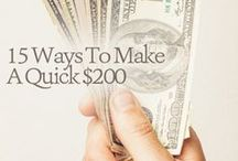 Money Making Ideas / Let's make money... in a non traditional way.