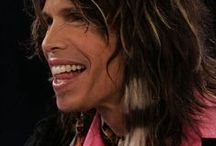 Aerosmith - Steven Tyler OMG yum / When I heard 'Don't want to close my eyes' at my son's wedding in Surfers Paradise, I thought I'd never stop crying.  It still gives me goose bumps & makes my heart sing & my eyes all teary.  I guess the emotion I feel is that my fabulous son & his beautiful wife Peggy, have given me two of the most amazing girls in the world & that song means 'love & family'.  It still gives me a rush of memories & I play it often.  Thanks for those beautiful memories Mike & Peg. xx