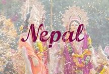 Nepal / Images from the beautiful country of Nepal