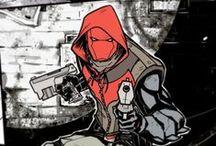 Красный Колпак/Red Hood