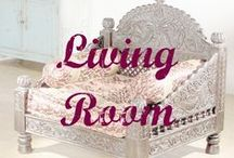 Put Your Feet Up / Inspiration for the living room