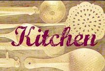 Cooking up a Storm / Inspiration for the kitchen, cooking and dining