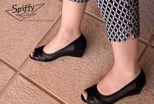 Colección Salones SS 2016 / Colección zapatos de salón de piel SPIFFY Primavera Verano 2016. Calzado hecho en España.