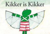 Kikker is Kikker / Kikker is Kikker van Max Velthuis