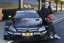 Mercedes AMG C-Coupé DTM / Już dziś, 24 stycznia 2013r. Robert Kubica po raz pierwszy przetestuje Mercedesa AMG C-Coupé DTM na torze Ricardo Tormo. Podczas pierwszych jazd polski kierowca przekona się, jak radzi sobie w kokpicie samochodu wyścigowego po długiej, spowodowanej obrażeniami przerwie.