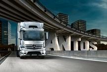 New Antos // Nowy Mercedes Antos