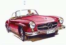 Advertising icons // Kultowe reklamy Mercedes-Benz