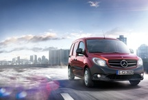 The new Citan. Ready for action.