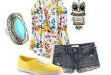 ropita, estilo, outfit :) / by ALe Arias