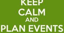 Events // Event management