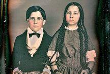 Fotos Antiguas / Fotografías antiguas y daguerrotipos.