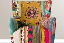 Colours, Patterns & Textures