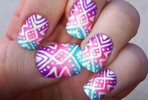 Nails / Paint your way to beauty