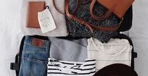 Travel // What to pack for...