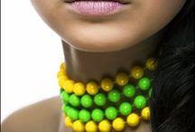 diversamente giallo e verde