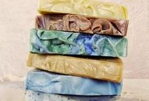 Make it Soap! / soaps my lovely sister and I have made!