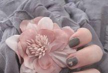 grigio e rosa