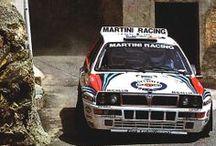 Rally Cars / Rally Cars