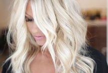 Blondes / Hair care, makeup, style tips & more for those with blonde hair   Coloursplash! home hair color system helping women with fading color & gray roots • Professional coloring tips for shiny, healthy hair   ColourSplashHair.com