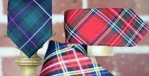 The Winter Flannel Collection / Our latest collection of Winter Flannel ties.