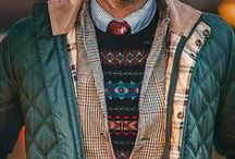 Fall & Winter Fashion / Fall and winter fashion trends to keep men warm and stylish this season.