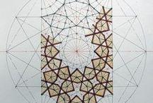 Sacred Geometrie / by Cordula Ka