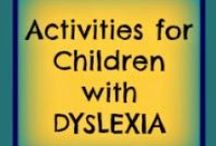 Dyslexia: Help and Hope / This page is devoted to helping and providing accommodations for dyslexics. It also offers hope through famous dyslexics. I have another board that focuses on defining what dyslexia is and its signs and symptoms. I also have a another board for apps for dyslexia and reading.