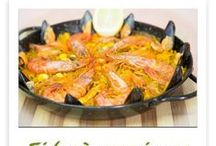 Mis recetas de pastas y arroces / Recetas tradicionales de pasta y arroces