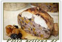 Mis recetas de carnes / Recetas tradicionales de carne
