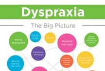 Dyspraxia / This board is a collection of pins about dyspraxia.