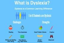 Dyslexia: What is it? Signs / This board focuses on what dyslexia is and the signs and symptoms associated. I have other boards for helping dyslexia and apps for dyslexics