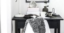 Interior // Home office