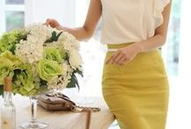 Work Attire and Business Dresses / The best fit and flare dresses for work. Classic, elegant, trendy and chic business women dresses. Either you are looking for a short slim fit or a maxi summer dress.. Looking for bold colors, pastel or a minimalist business women dresses fashion style. Lets share latest dress styles and attire for work.