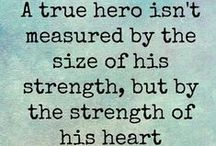 heroes quotes