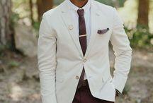 chic groom