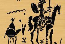 En un lugar de La Mancha... / Don Quijote | Cervantes