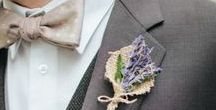 Champagne Ties & Bow Ties / Inspiration for all things fancy with champagne colors.