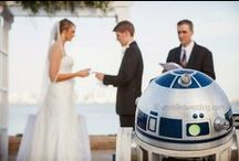 Themed Weddings Ideas / What better way to make your wedding day all about you and your spouse-to-be than to personalize the theme to your favorite hobby, movie, or interest! Here are some fun and interesting themed wedding ideas.