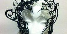 Kostüme/Kopfschmuck/Masken