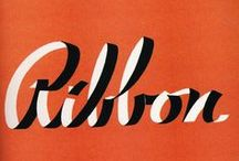 DESIGN : Say It In Ribbons