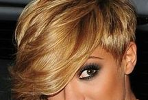 The Richest Ornament of Women / Amazing Hair Styles.