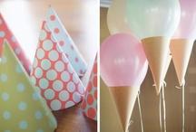 Birthday Ideas / by Angie Bartos