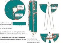 Garb / clothes to make and sew / by Kate Todd