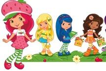 Birthday Party - Strawberry Shortcake / by Angie Bartos