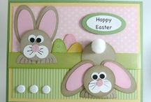 Stampin Up Easter Cards / by Brandy Godush-Cox