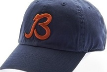 Chicago Bears Hats / by Chicago Bears Pro Shop