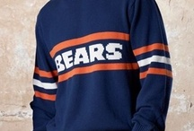 Men's Chicago Bears Gear / by Chicago Bears Pro Shop
