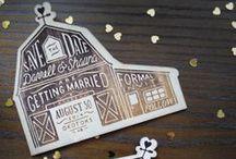 WEDDING : Invitation Trends