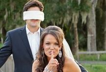 First Look / Cover your eyes for a beautiful surprise.  / by Men's Wearhouse Tuxedo